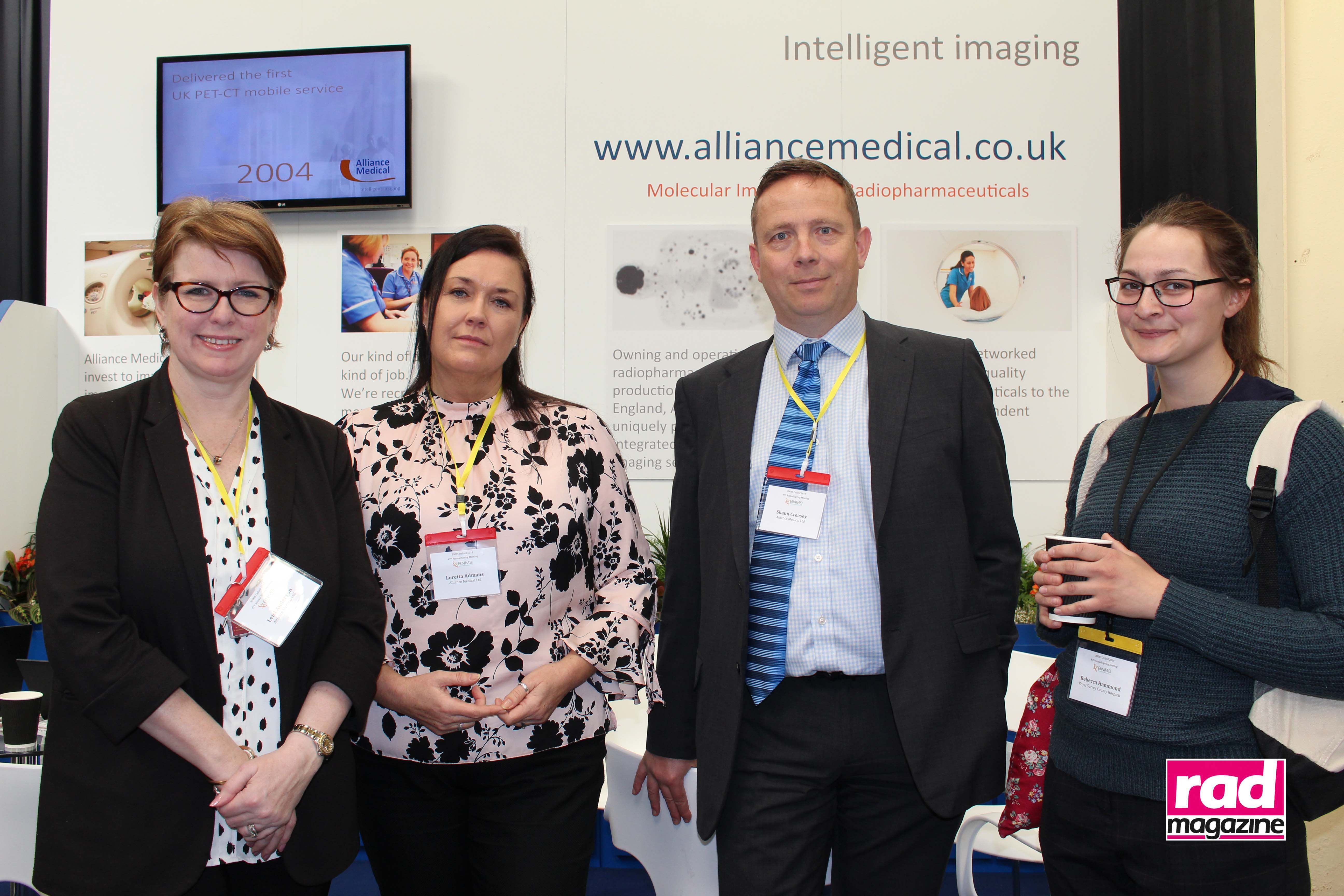 British Nuclear Medicine Society 2019 Alliance Medical