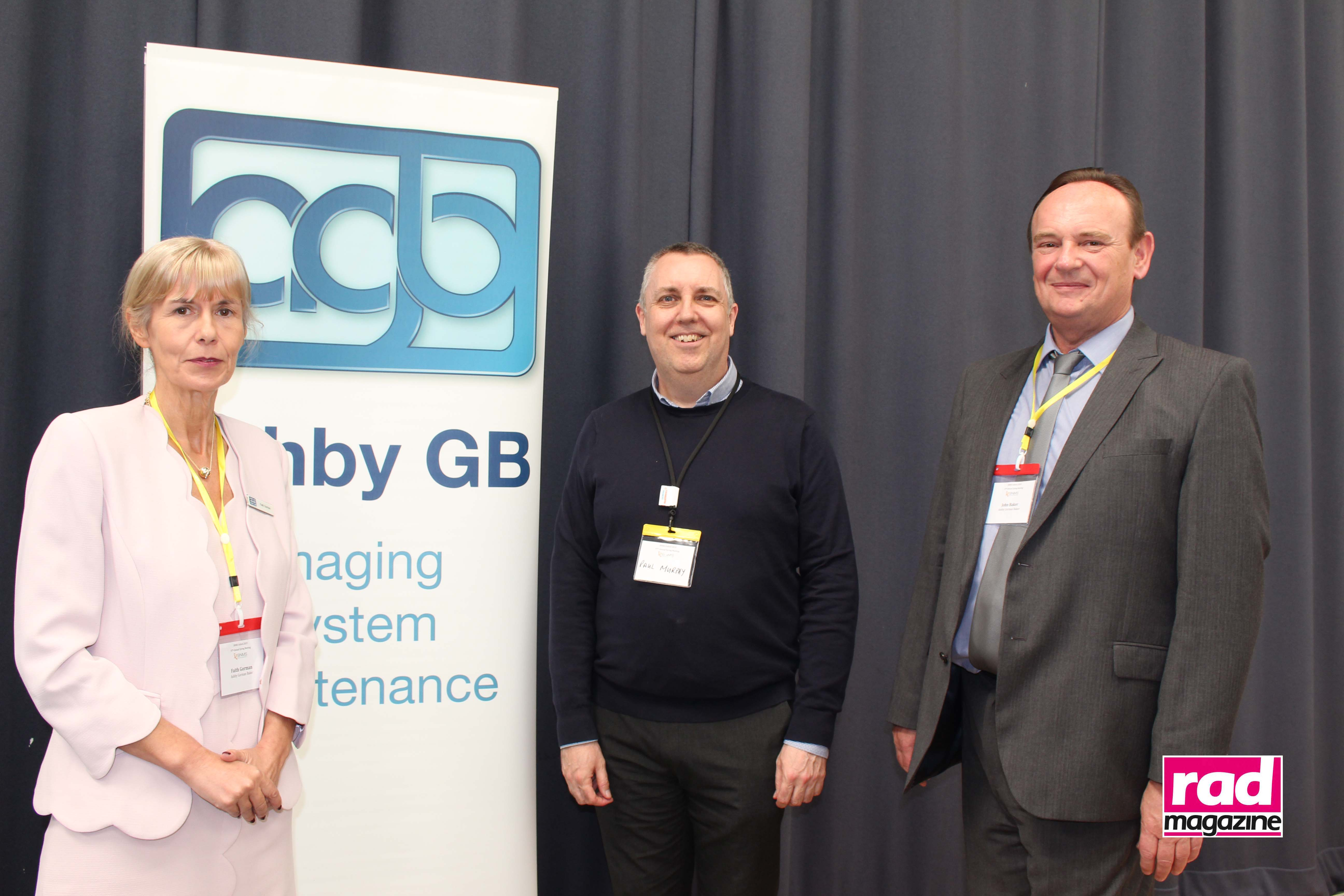 British Nuclear Medicine Society 2019 Ashby GB