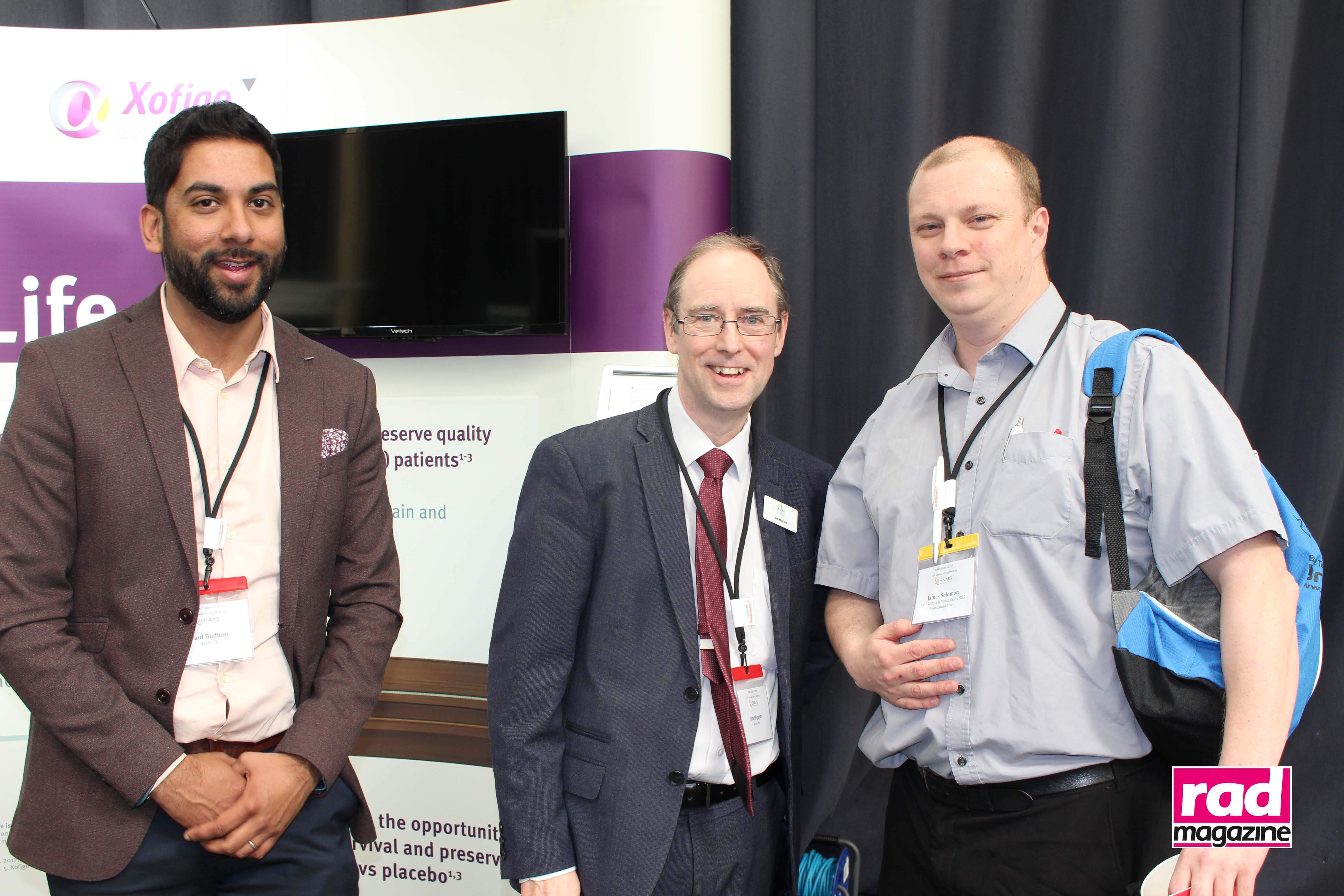 British Nuclear Medicine Society 2019 Bayer