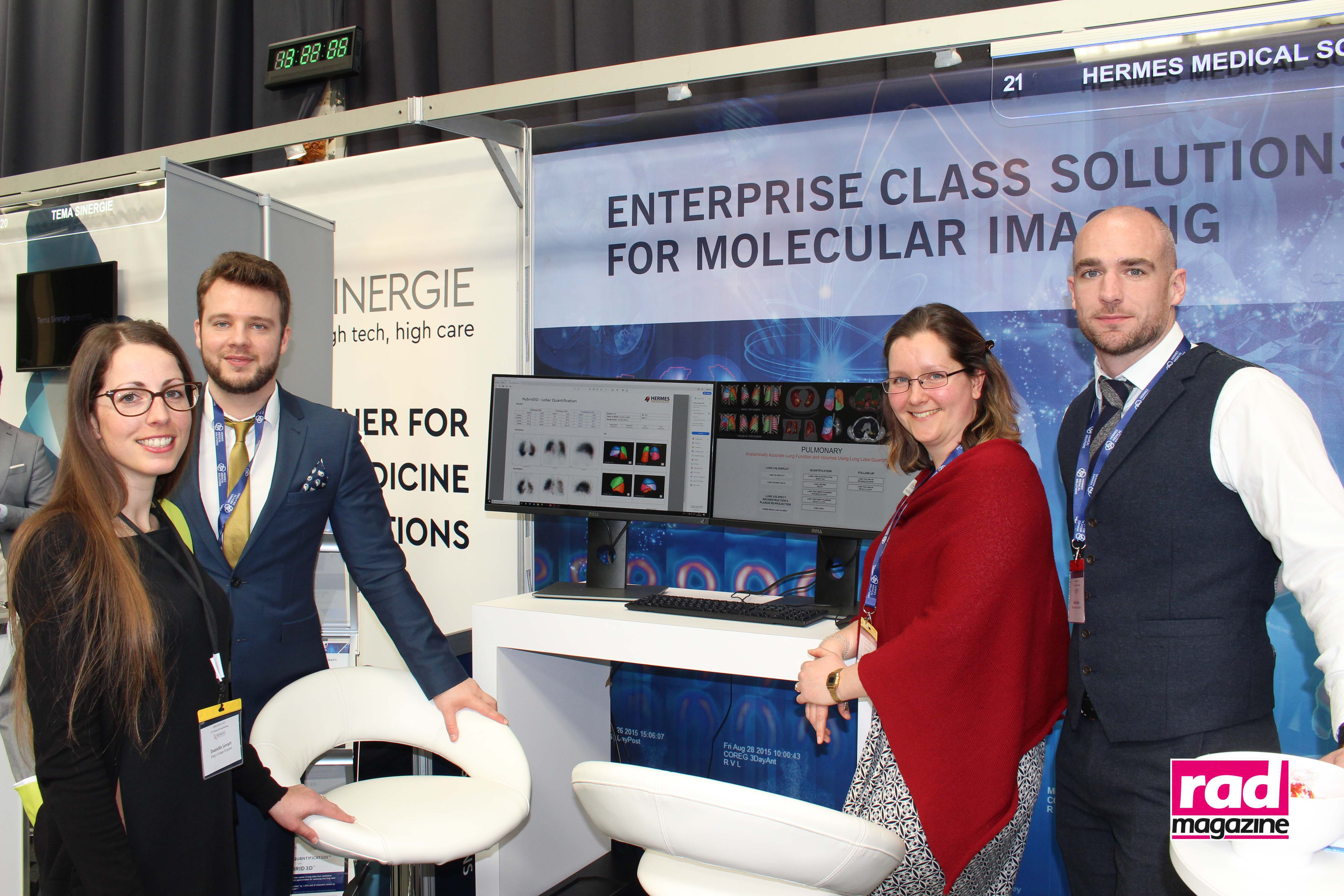 British Nuclear Medicine Society 2019 Hermes Medical Solutions