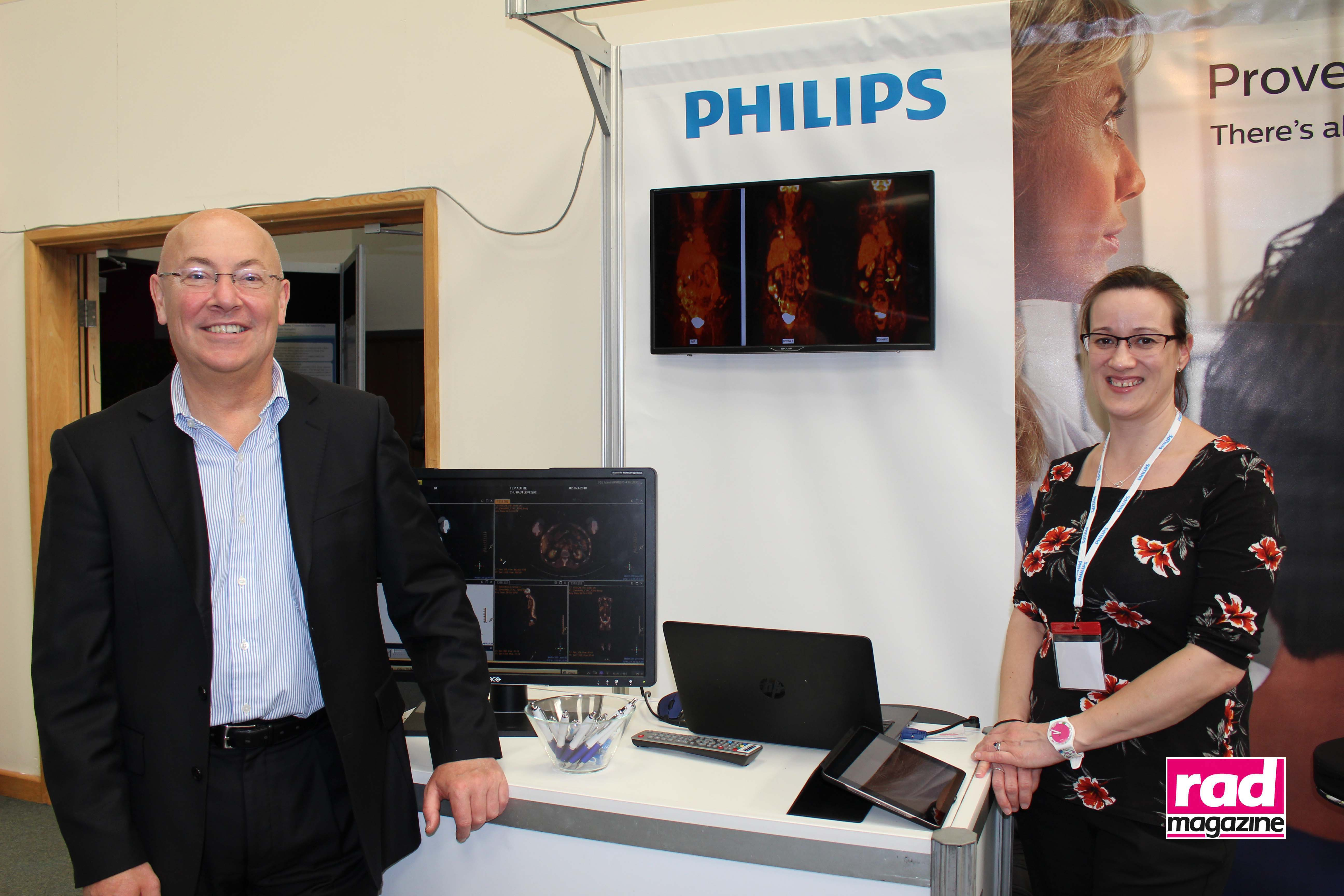British Nuclear Medicine Society 2019 Philips