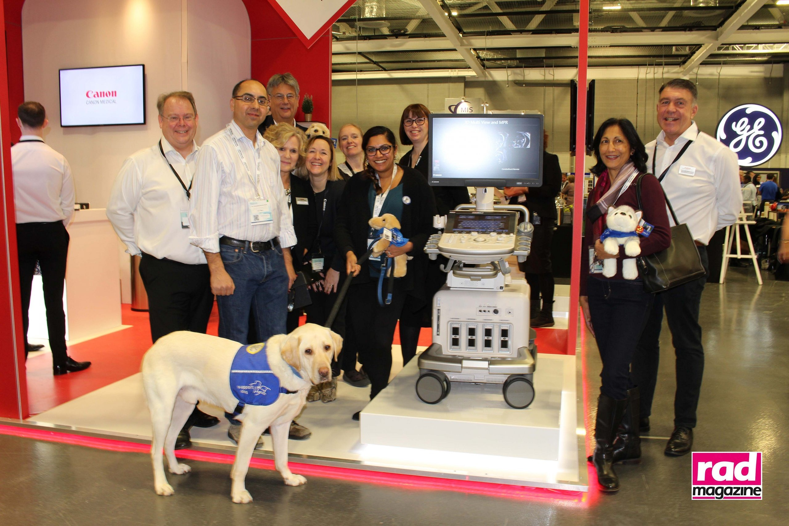 Canon Medical Systems at BMUS 2019