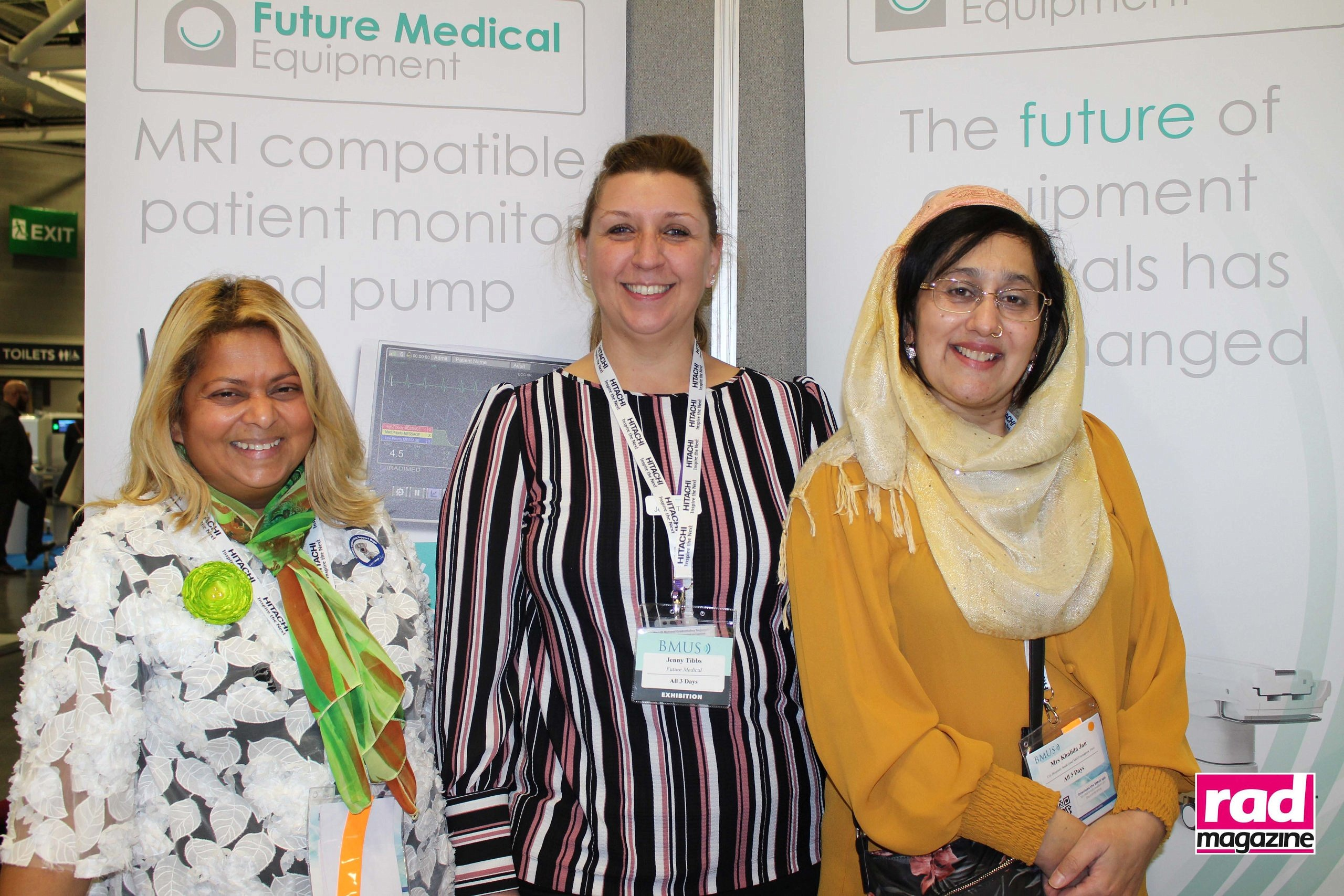 Future Medical at BMUS 2019