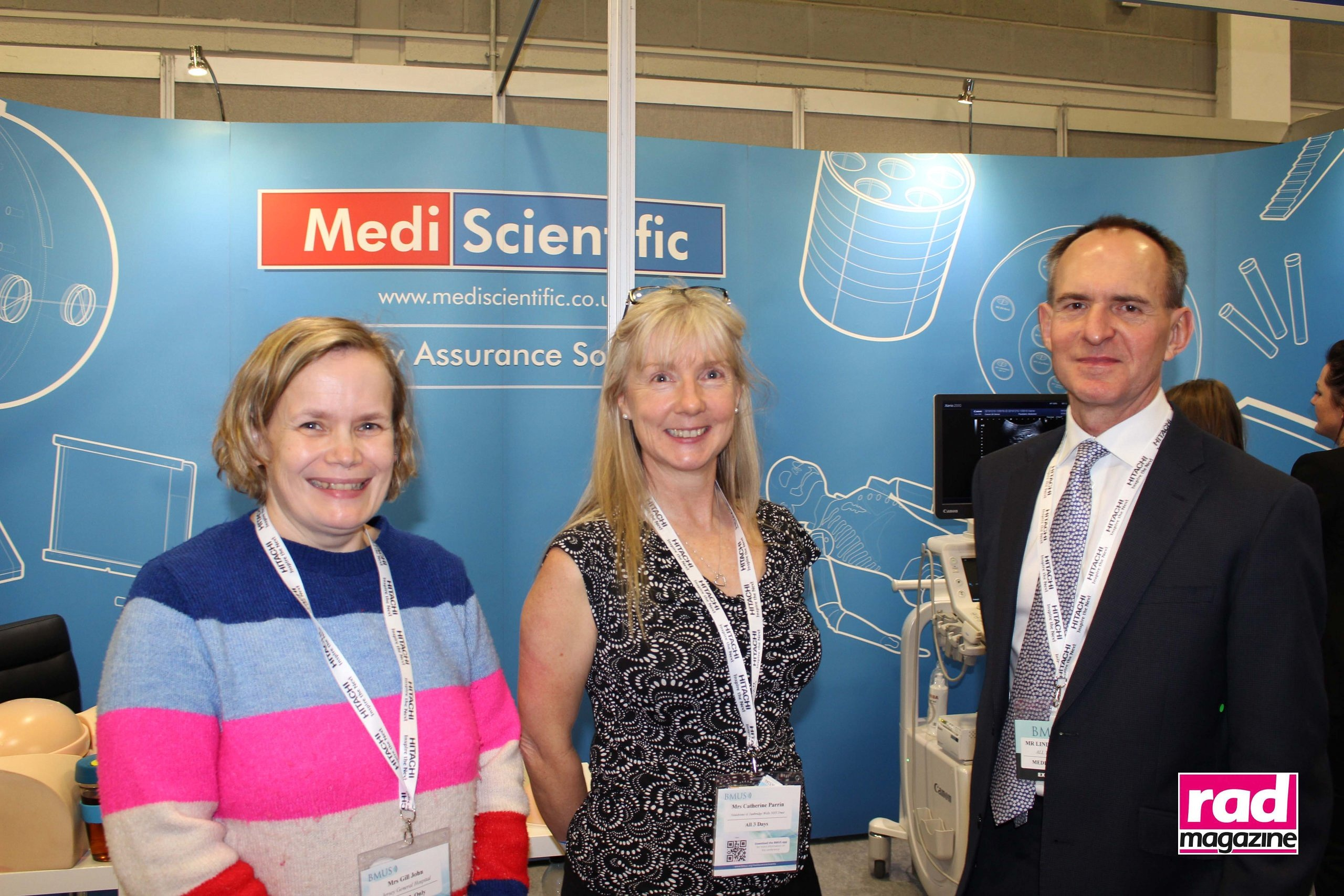 MediScientific at BMUS 2019