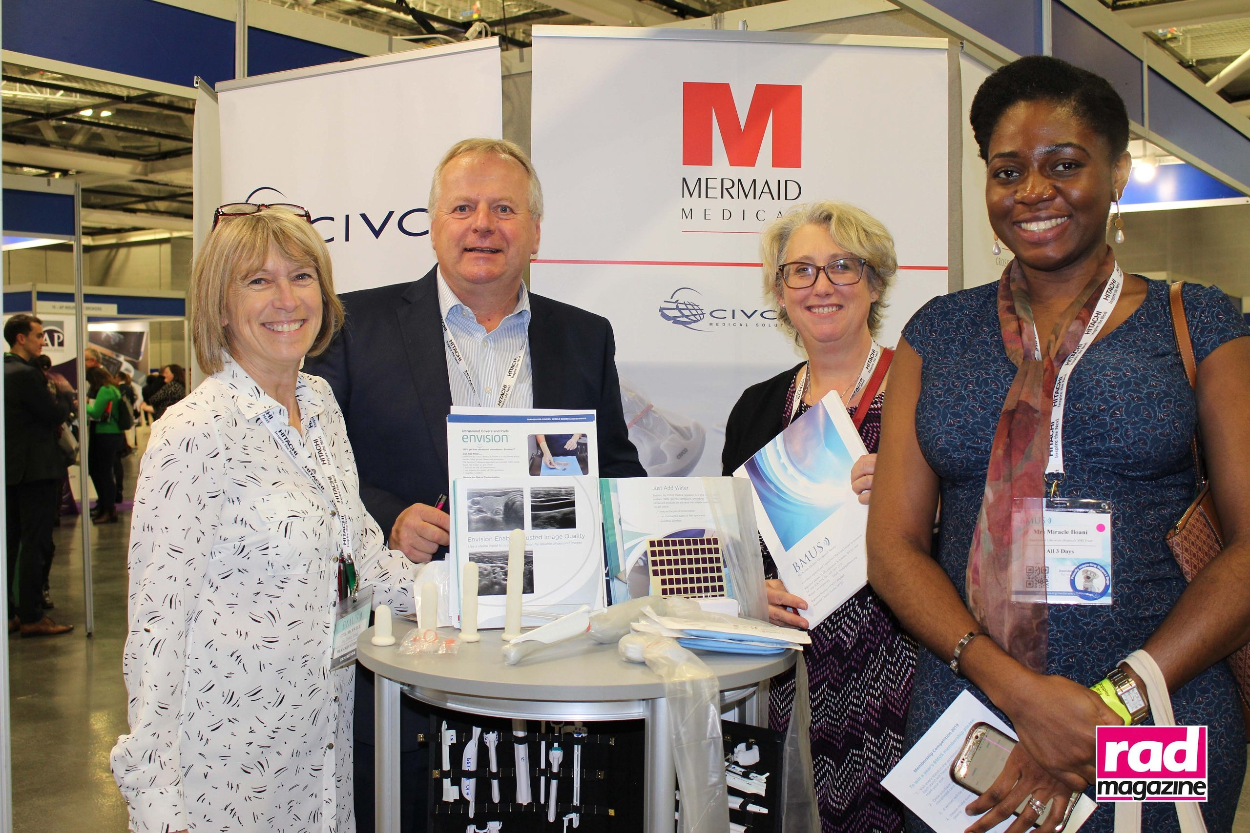 Mermaid Medical at BMUS 2019