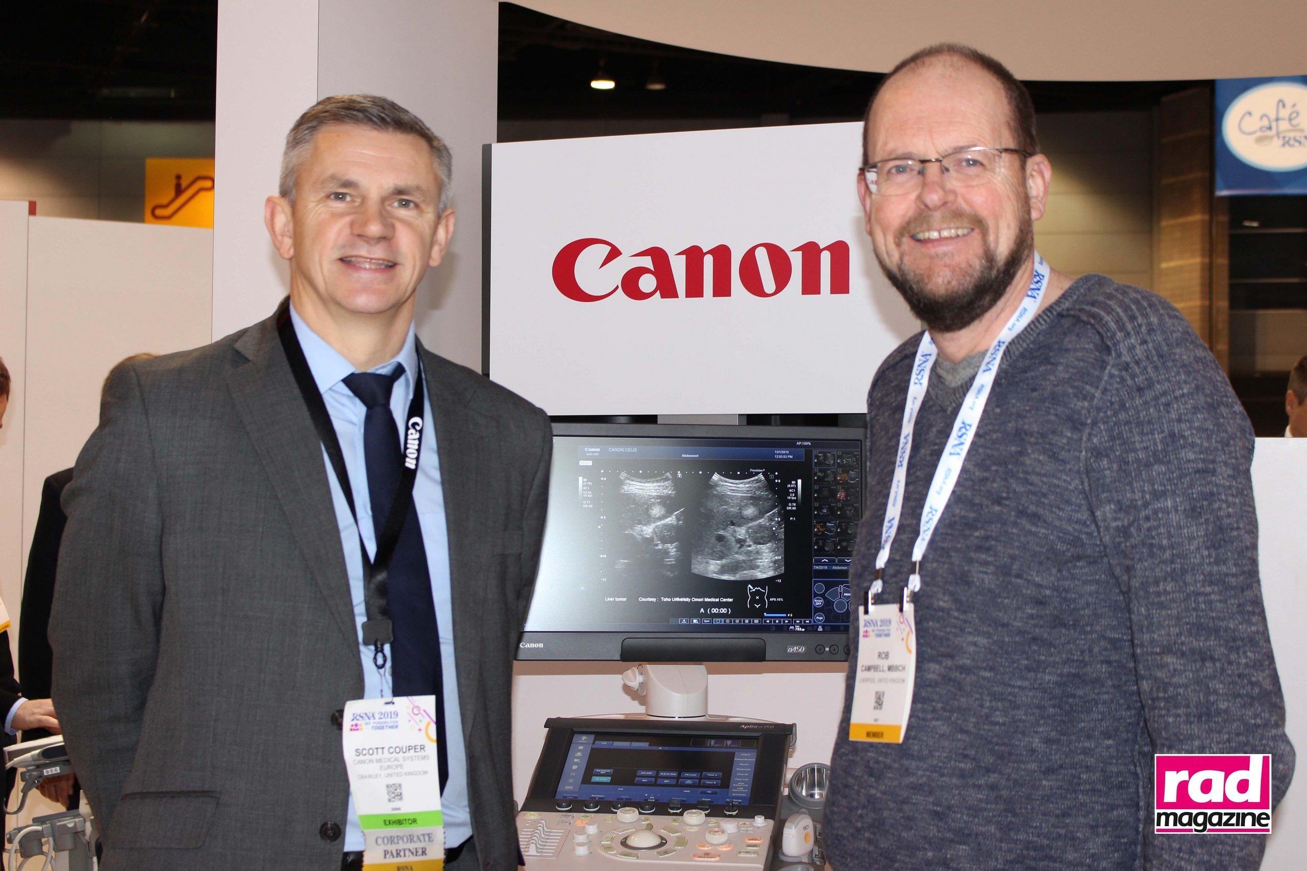 Canon at RSNA