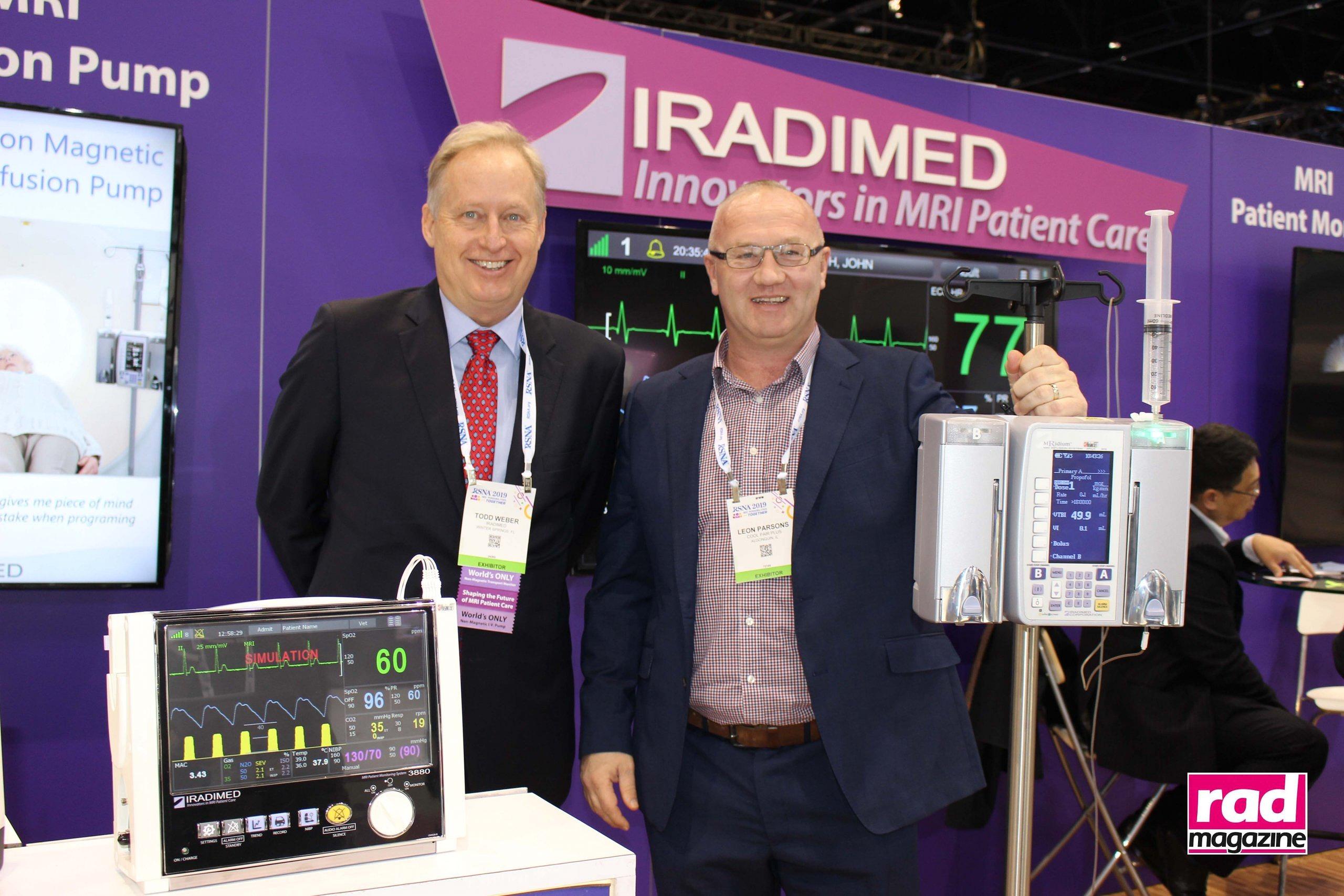 Future Medical and Iradimed at RSNA