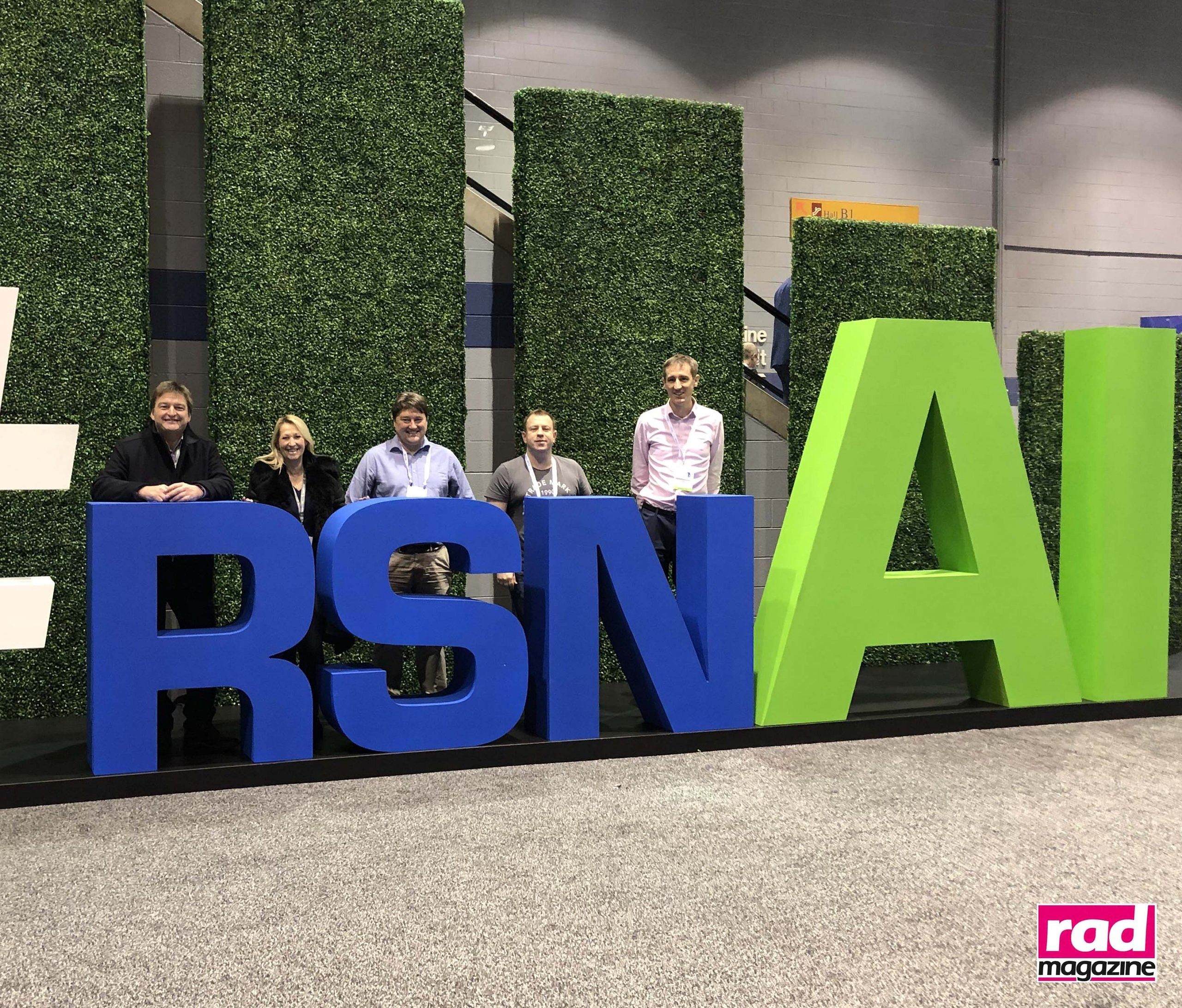 Insignia Medical at RSNA