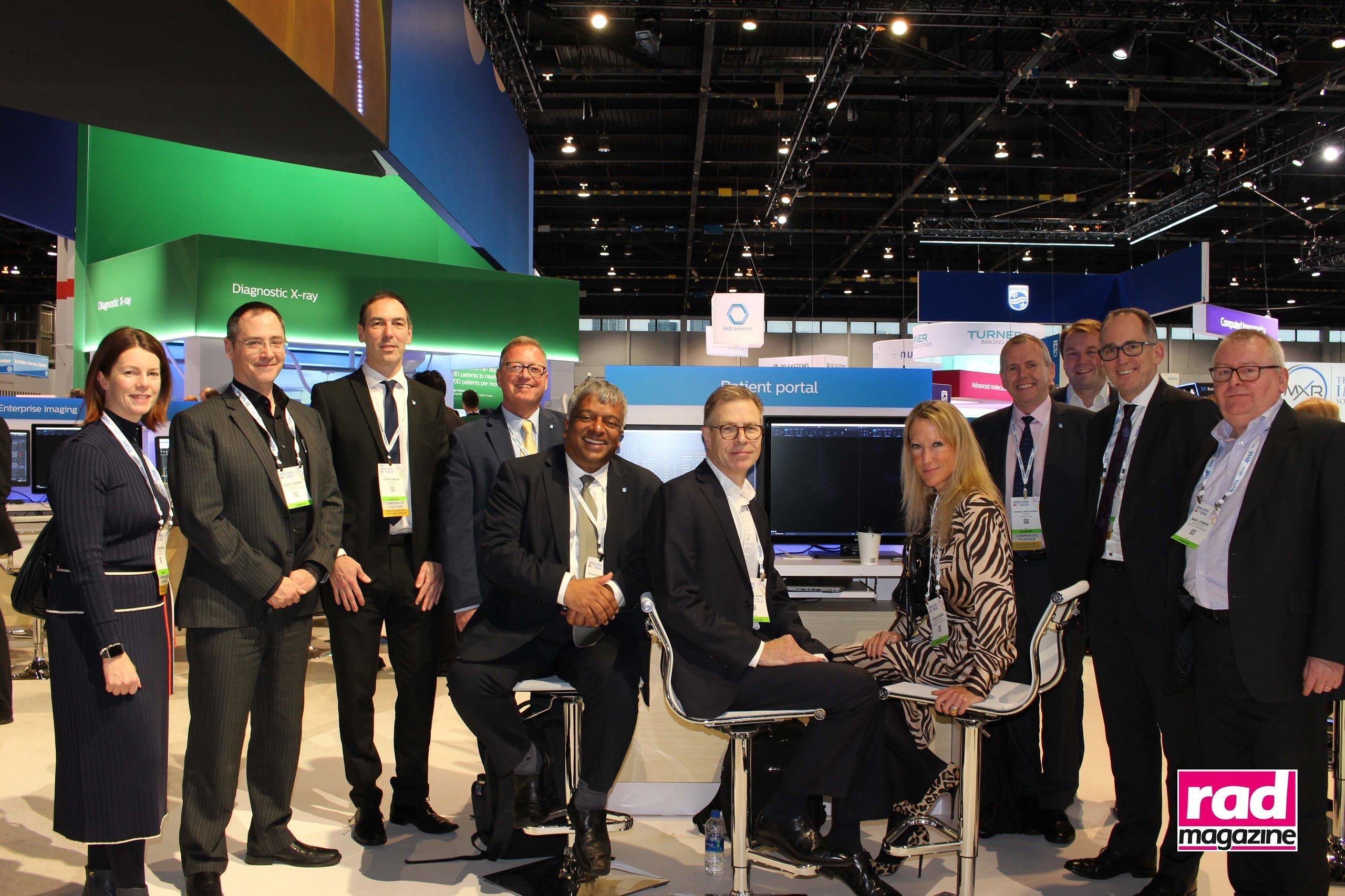Philips UKI and Medica at RSNA
