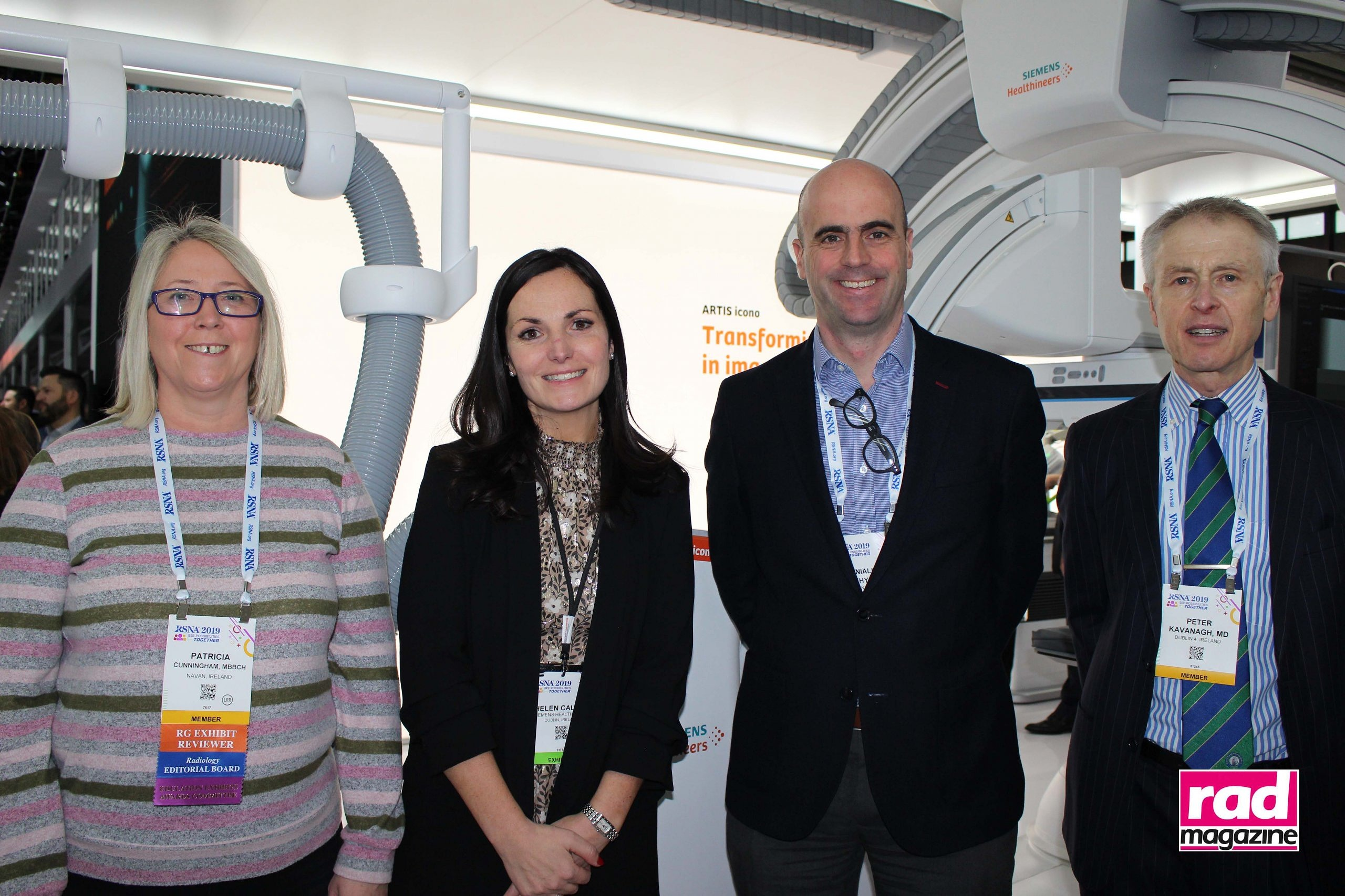 Siemens Healthineers Ireland at RSNA