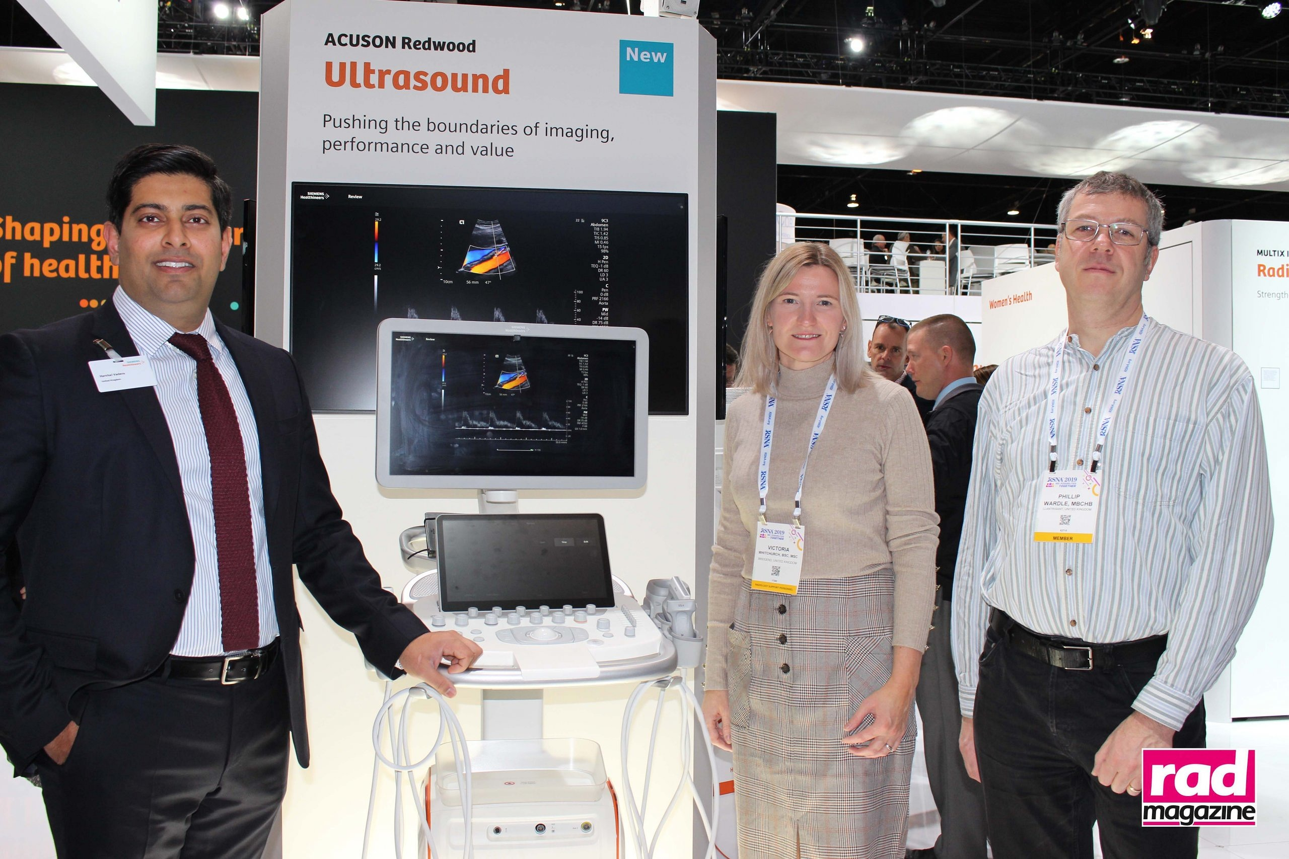 Siemens Healthineers at RSNA