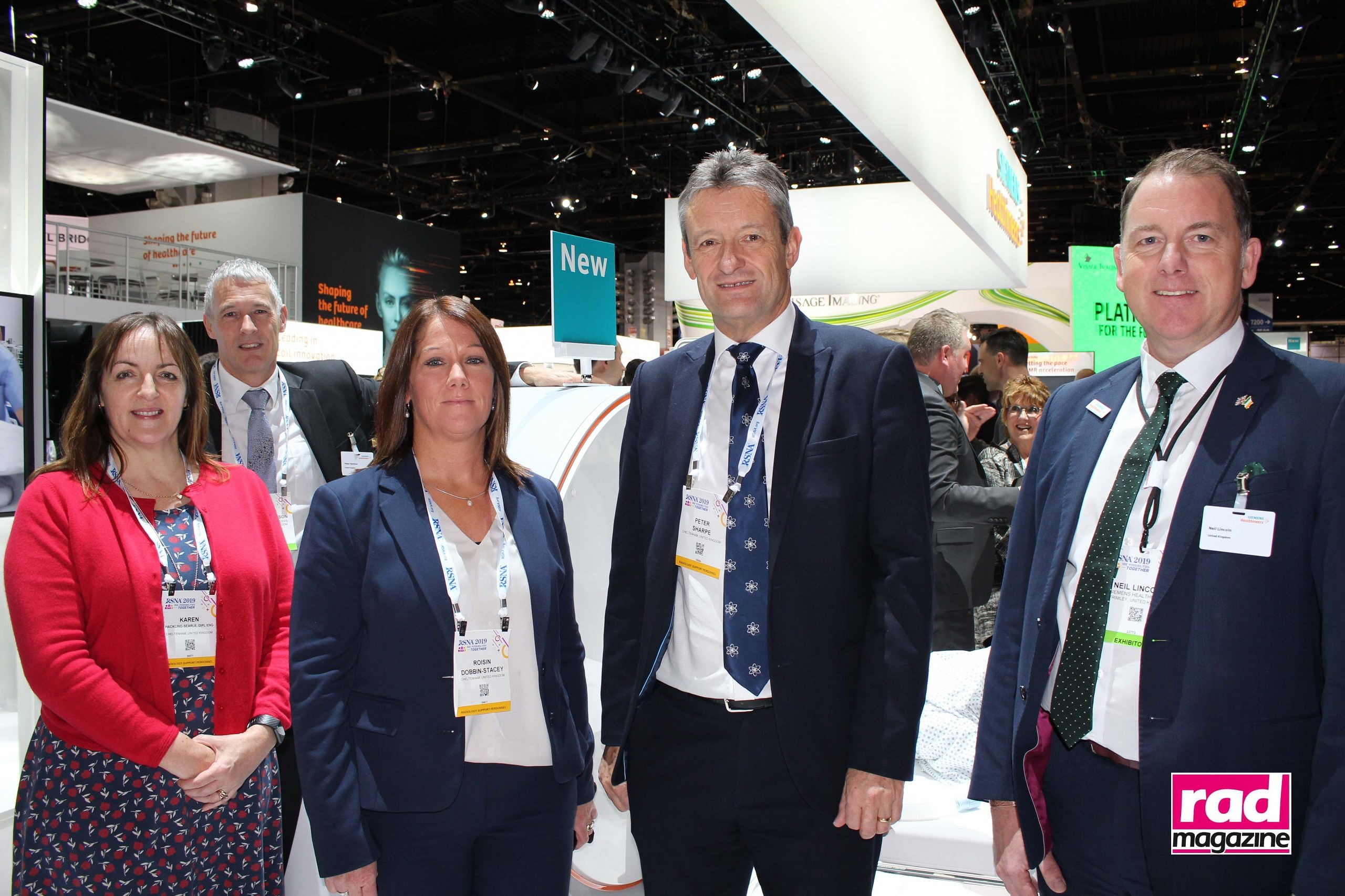 Siemens Healthineers and Cobalt at RSNA